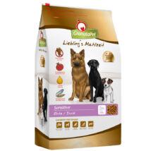 GranataPet Sensitive kacsa felnőtt kutyatáp